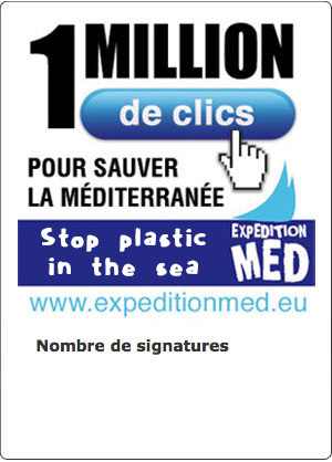 1 million de clics pour sauver la m&eacute;diterran&eacute;e